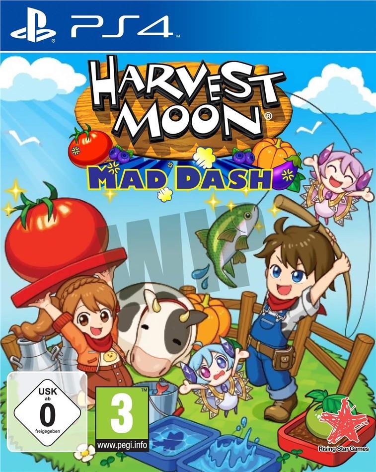 Harvest Moon - Mad Dash