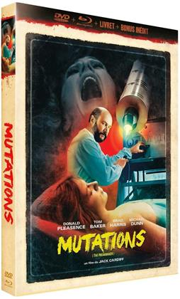 Mutations (1974) (Collector's Edition, Digibook, Blu-ray + DVD)