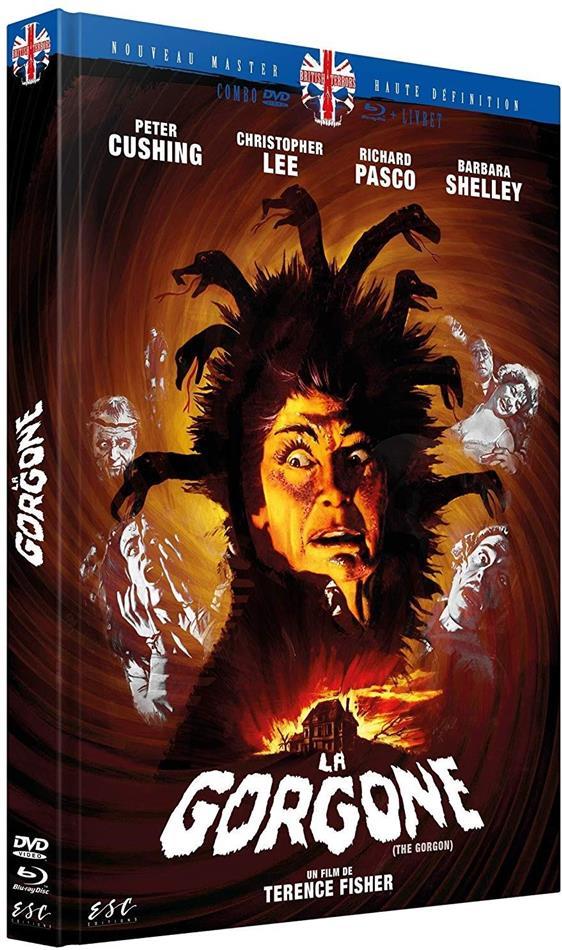 La Gorgone (1964) (Limited Edition, Mediabook, Blu-ray + DVD)