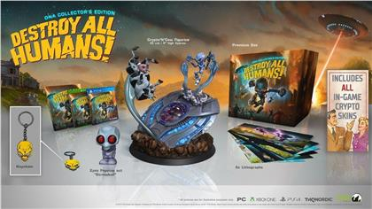 Destroy All Humans! (Édition Collector)