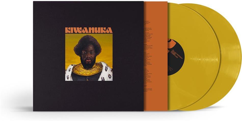 Michael Kiwanuka - Kiwanuka (Indie Edition, Gatefold, Colored, LP)