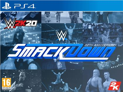 WWE 2K20 (Édition Collector)