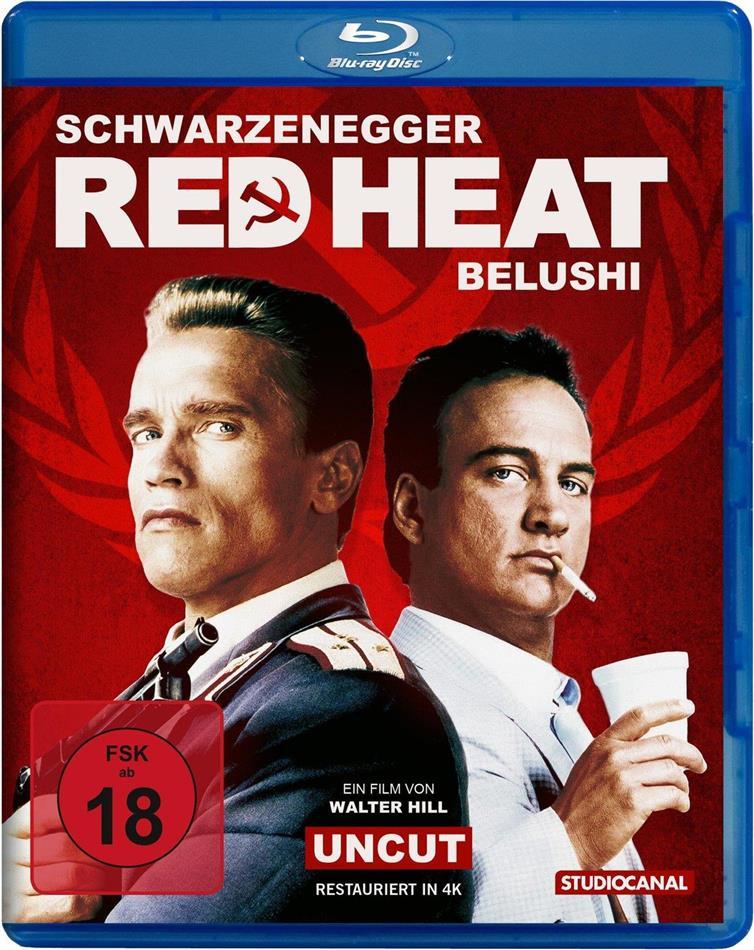 Red Heat (1988) (4K-restauriert, Uncut)