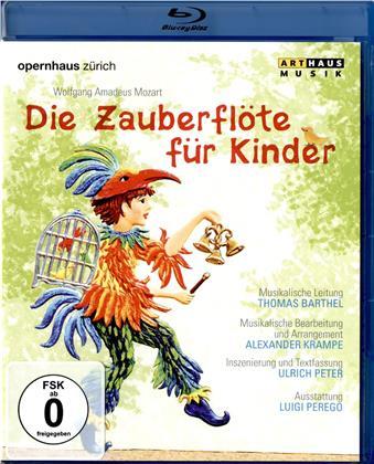 Opernhaus Zürich - Die Zauberflöte für Kinder