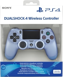 PS4 Controller original Titan blau wireless Dual Shock 4