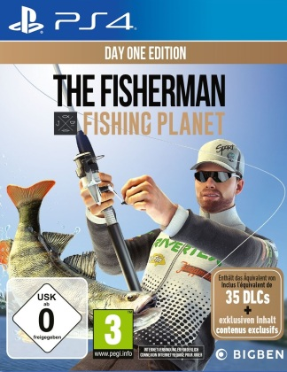 Fisherman - Fishing Planet (Day One Edition)