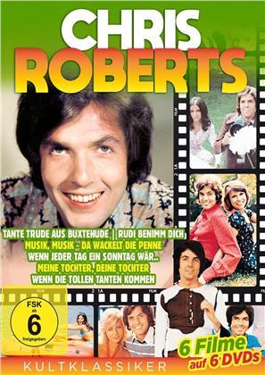 Chris Roberts - Kultklassiker (6 DVDs)