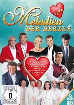 Various Artist - Melodien der Herzen (3 DVDs)