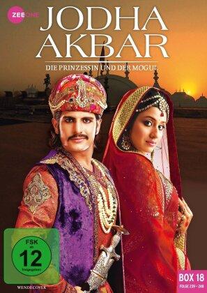 Jodha Akbar - Die Prinzessin und der Mogul - Box 18 (3 DVDs)