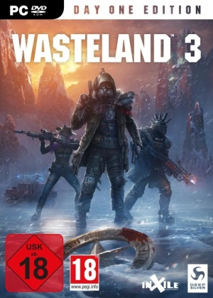 Wasteland 3 (Day One Edition)