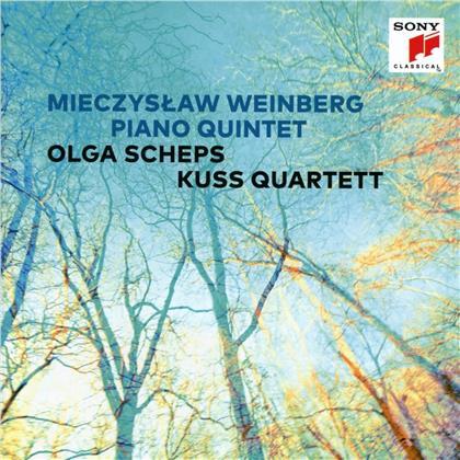 Olga Scheps, Kuss Quartett & Mieczylslav Vainberg - Piano Quintet op. 18