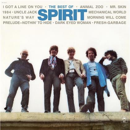 Spirit - Best Of Spirit (Music On Vinyl, LP)