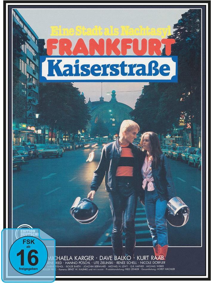 Frankfurt Kaiserstrasse (1981) (Digipack, Uncut, Blu-ray + DVD)