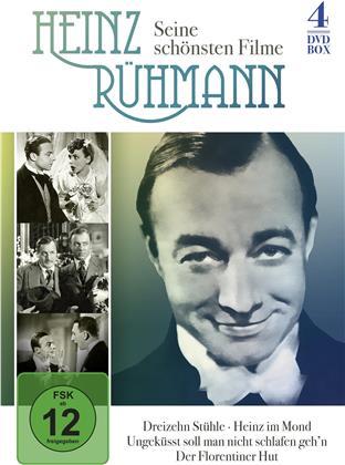 Heinz Rühmann - Seine schönsten Filme (4 DVDs)