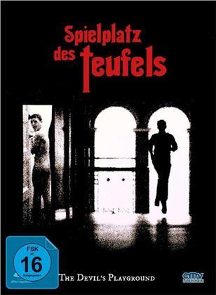 Spielplatz des Teufels (1976) (Cover B, Limited Edition, Mediabook)