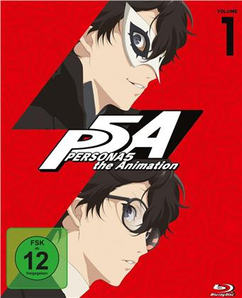 Persona 5 - The Animation - Vol. 1 (2 Blu-rays)
