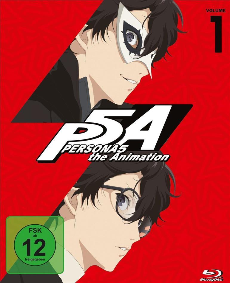 Persona 5 - The Animation - Vol. 1 (2 Blu-rays)