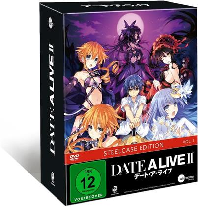 Date A Live - Staffel 2 - Vol. 1 (Limited Steelcase Edition, Schuber)
