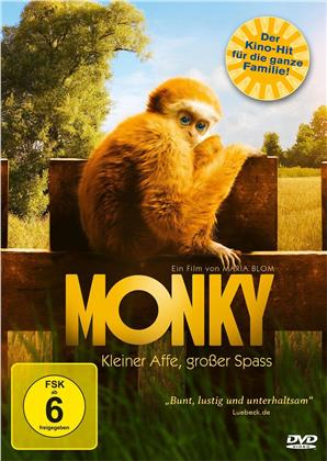 Monky - Kleiner Affe, grosser Spass (2017)