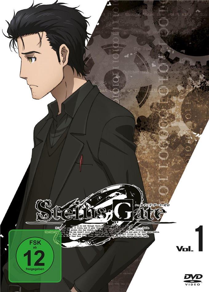 Steins;Gate 0 - Vol. 1 (2 DVDs)