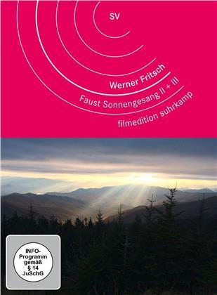Werner Fritsch - Faust Sonnengesang 2+3 (Filmedition Suhrkamp, 2 DVDs)