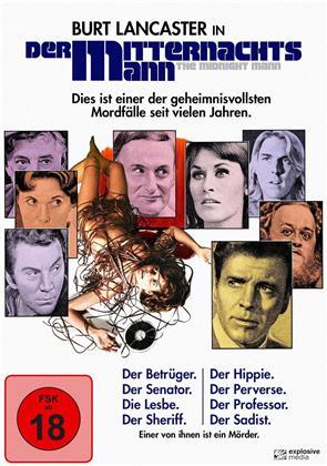 Der Mitternachtsmann - The Midnight Man (1974) (Neuauflage)