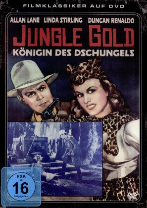 Jungle Gold - Königin des Dschungels (1944) (s/w)