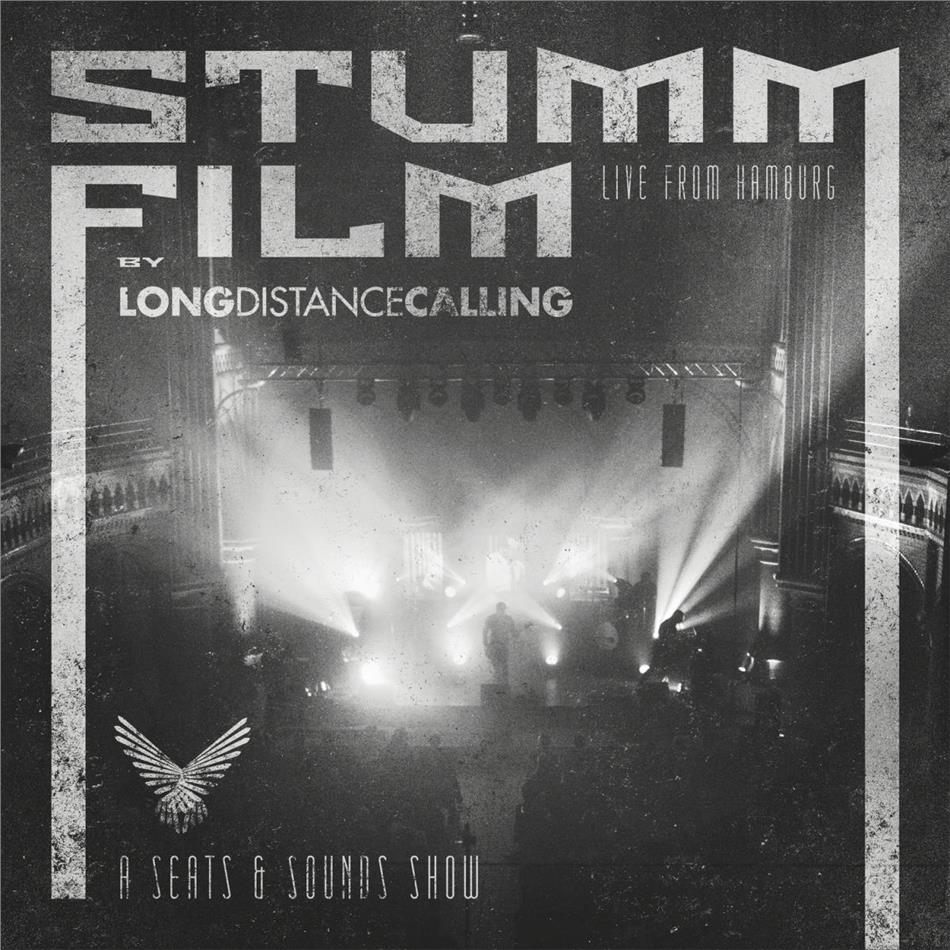 Long Distance Calling - Stummfilm - Live From Hamburg (2 CDs + Blu-ray)