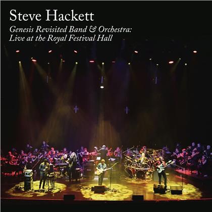 Steve Hackett - Genesis Revisited Band & Orchestra (Digipack, 2 CDs + Blu-ray)