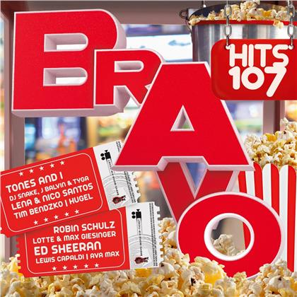 Bravo Hits - Vol. 107 (Swiss Edition, 2 CDs)