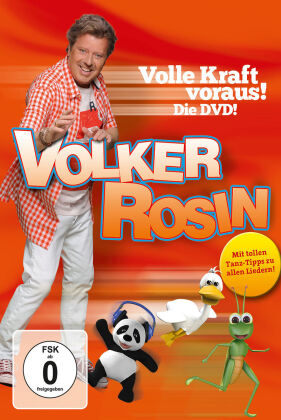 Rosin Volker - Volle Kraft voraus! - Die DVD!