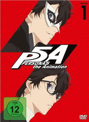 Persona 5 - The Animation - Vol. 1 (2 DVDs)