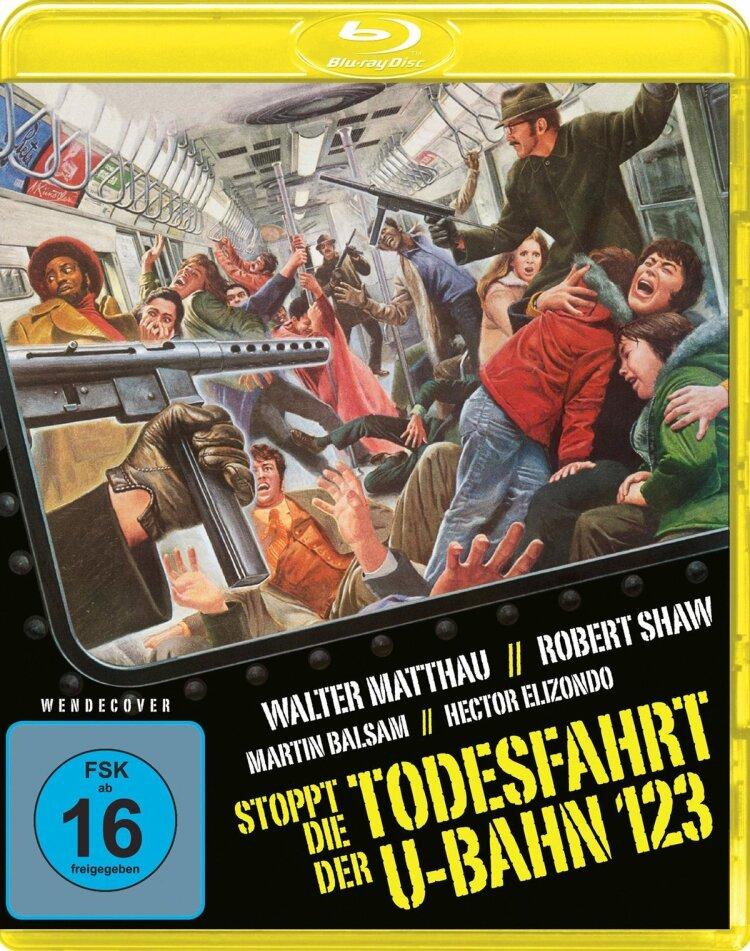 Stoppt die Todesfahrt der U-Bahn 123 (1974)