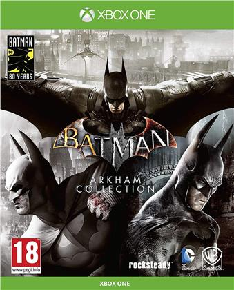 Batman Arkham Collection (Steelbook Edition)