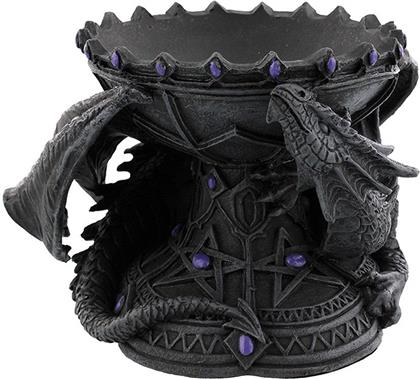Dragon Beauty - Crystal Ball Holder