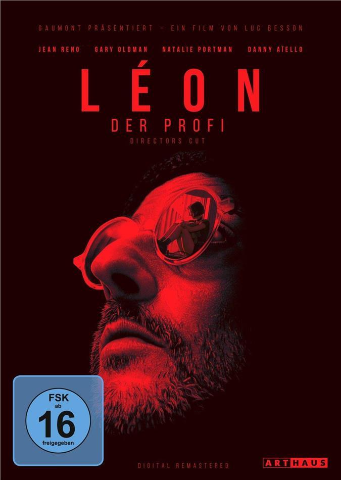 Leon - Der Profi (1994) (Digital Remastered, Director's Cut)
