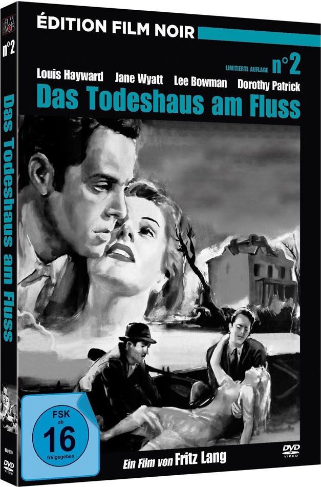 Das Todeshaus am Fluss (1950) (Film Noir Collection, s/w, Limited Edition, Mediabook)