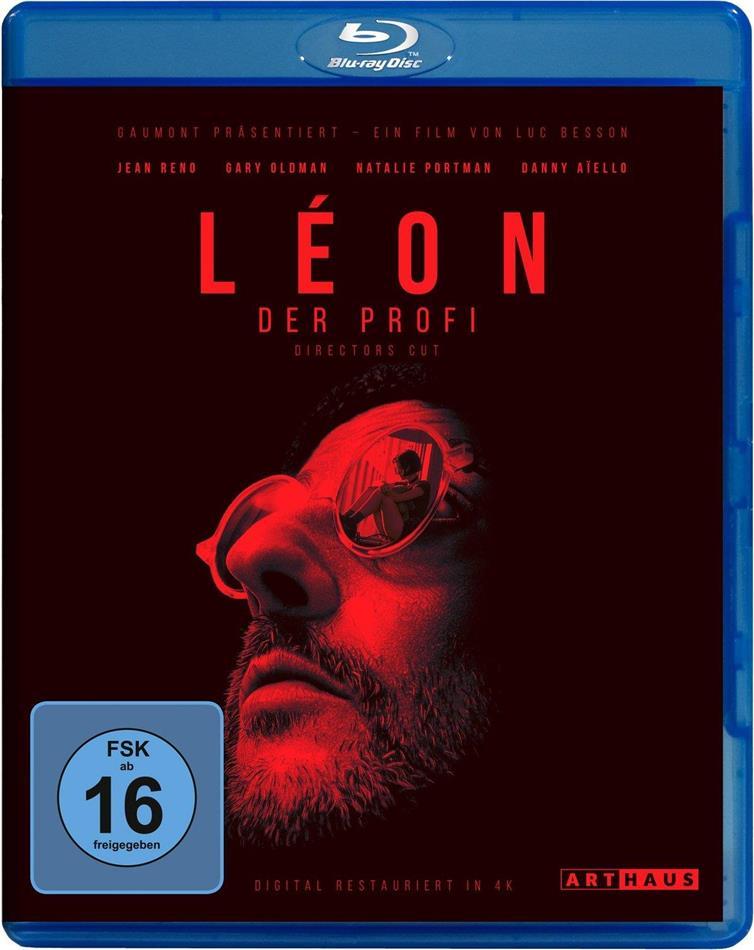 Leon - Der Profi (1994) (Arthaus, 4K Mastered, Director's Cut, Kinoversion)