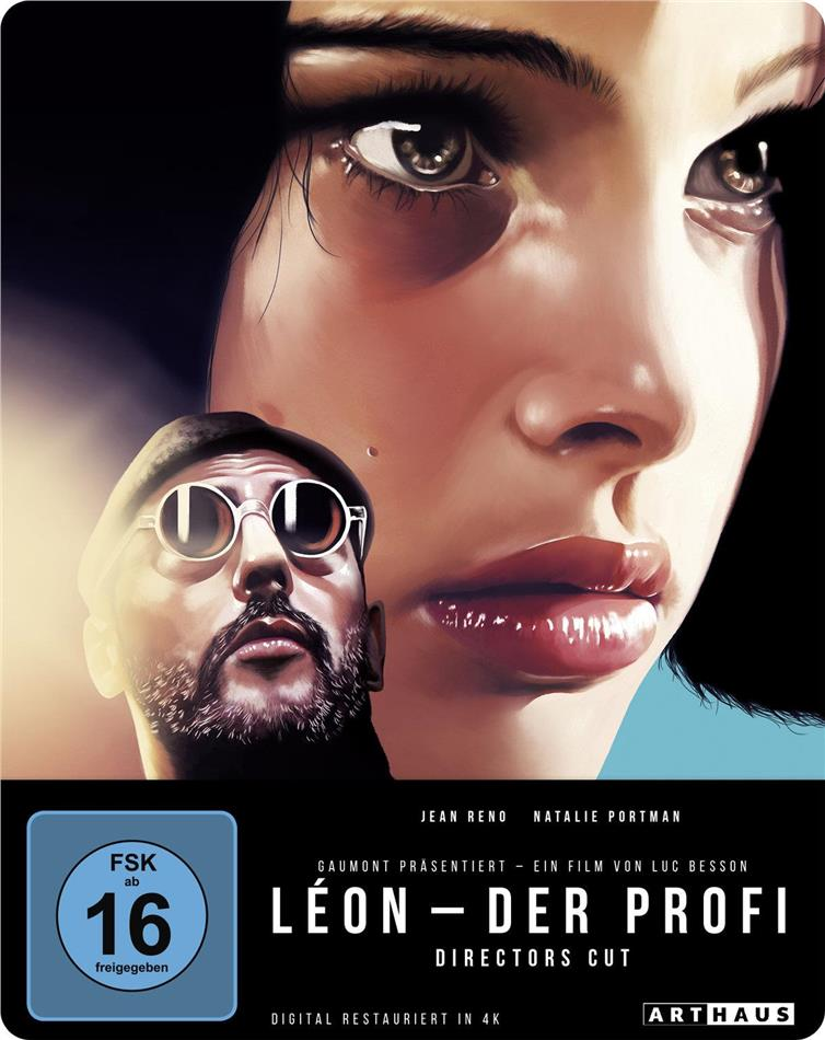 Leon - Der Profi (1994) (Director's Cut, 25th Anniversary Limited Edition, Steelbook)