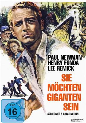 Sie möchten Giganten sein - Sometimes a great notion (1970)