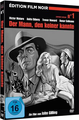Der Mann, den keiner kannte (1957) (Film Noir Collection, s/w)