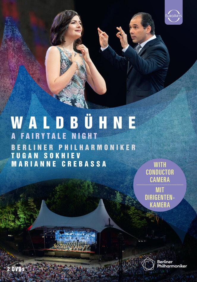Berliner Philharmoniker, Tugan Sokhiev & Marianne Crebassa - Waldbühne - Midsummer Night Dreams (Euroarts)