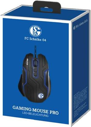 PC Mouse Gaming Schalke 04