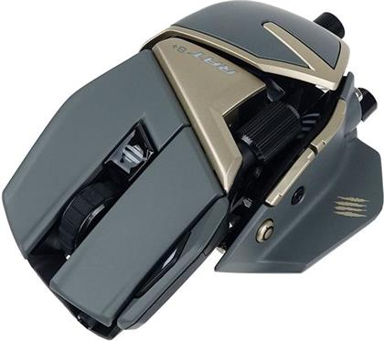 MadCatz R.A.T. 8+ Optical Gaming Mouse - 30 Year Edition