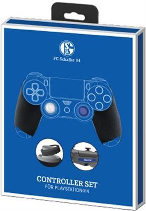 PS4 Controller-Set Schalke 04 (ohne Controller)