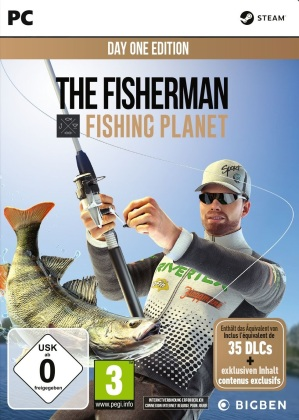 The Fisherman - Fishing Planet (Day One Edition)