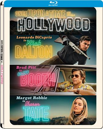 Once upon a time in... Hollywood (2019) (Limited Edition, Steelbook)