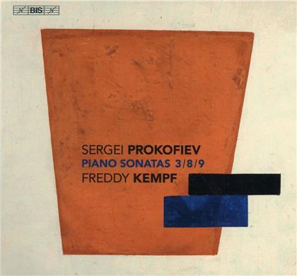 Kempf Freddy & Sergej Rachmaninoff (1873-1943) - Piano Sonatas 3, 8, 9 (SACD)