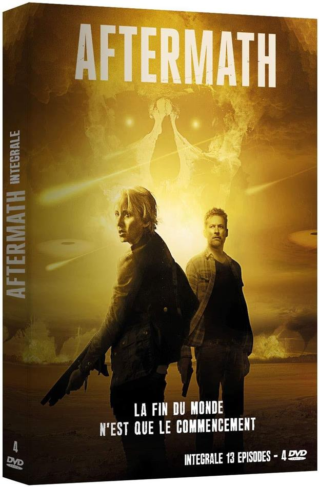 Aftermath - Intégrale (2016) (4 DVDs)
