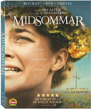 Midsommar (2019) (Blu-ray + DVD)